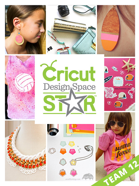 Endless Summer Cricut Design Space Star Projects by Team 12
