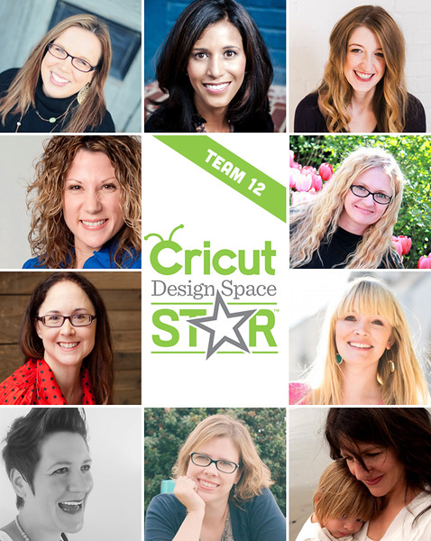 Cricut Design Space Star Contest Team 12