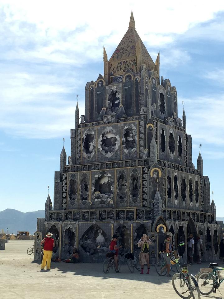 Totem of Confession: Exterior