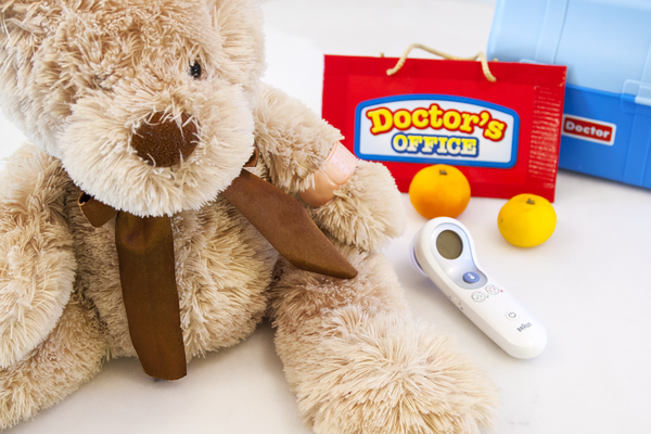 The Doctor is In: The Braun No Touch + Forehead Thermometer and Vitamin C