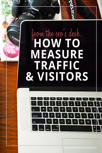 How to Measure Traffic and Visitors: A Case Study of What My Journey from 0 to 500 posts looked like.