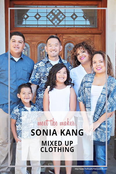Meet the Maker: Sonia Kong, Mixed Up Clothing