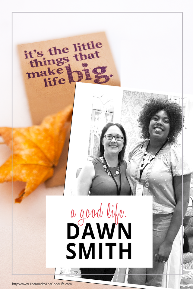 A coLAB with Dawn Smith of Not Just a Mommy and Eden Hensley of The Road To The Good Life