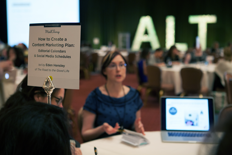 Leading a Roundtable at Alt Winter 2015